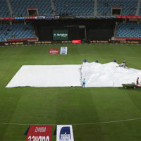 Rain washes away Pakistan's chance of series win over New Zealand