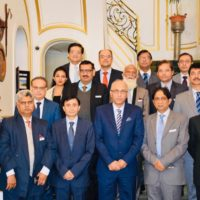 Pakistan France bilateral Relations improving in all sectors