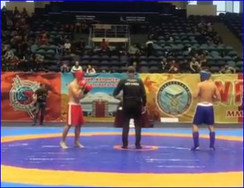 "Pakistani, player, Muhammad Faheem ,won ,gold ,medal, in, ""Nomad, MMA, International ,Championship, Astana ,Kazakhstan"