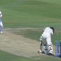 Williamson, Watling dig in after Yasir shines in final Test