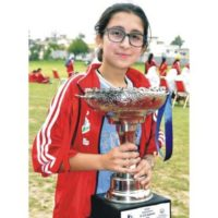 Peshawar girl to represent country in US Open U-15 squash