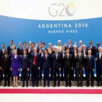 Saudi Crown Prince sidelined in G20 family photo