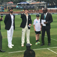 New Zealand opt to bowl in first Sri Lanka Test