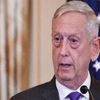 US Defence Secretary Mattis to step down