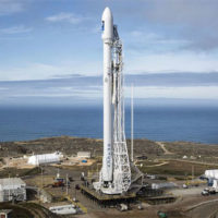 Storms halt SpaceX's first US national security space mission