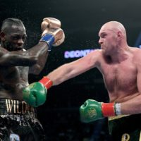 Wilder eager for Fury rematch