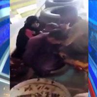 Man identifies daughter in video of abducted children rescued in Iran