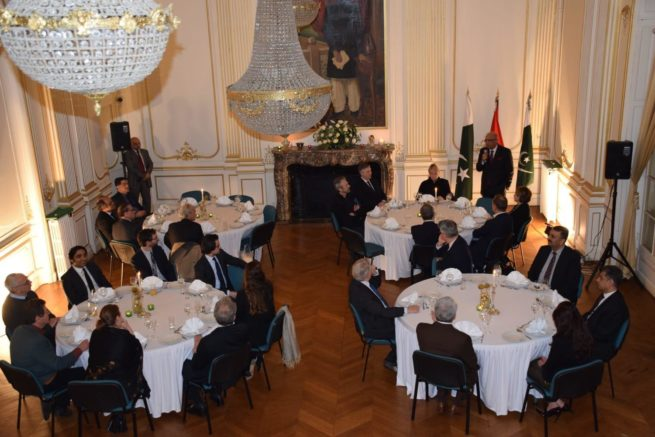 A ,delegation, of ,French, Companies, to, visit ,Pakistan, to, forge, business, ties